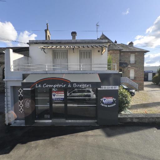 Le Comptoir A Burgers - Restaurant - Brive-la-Gaillarde