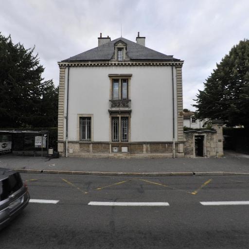 Jouffroy Constant - Notaire - Dijon