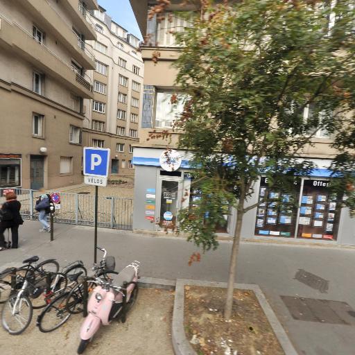 Le Griel - Orthophoniste - Boulogne-Billancourt