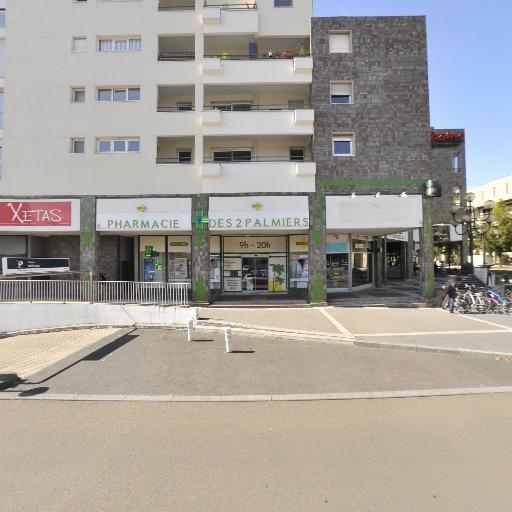 Pharmacie Des Deux Palmiers - Pharmacie - Dijon