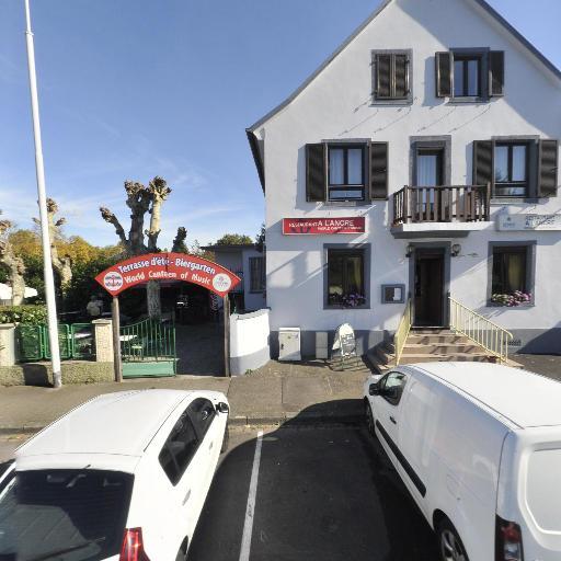 SCAPA Sté de Contrôle d'Accès et Automatisme de Parking Alsacien - Parking public - Strasbourg