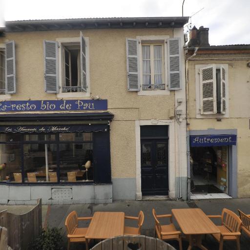 Les Amants Du Marche - Café bar - Pau