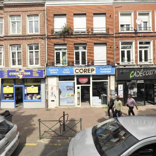 Corep Lille - Moulins - Photocopie, reprographie et impression numérique - Lille