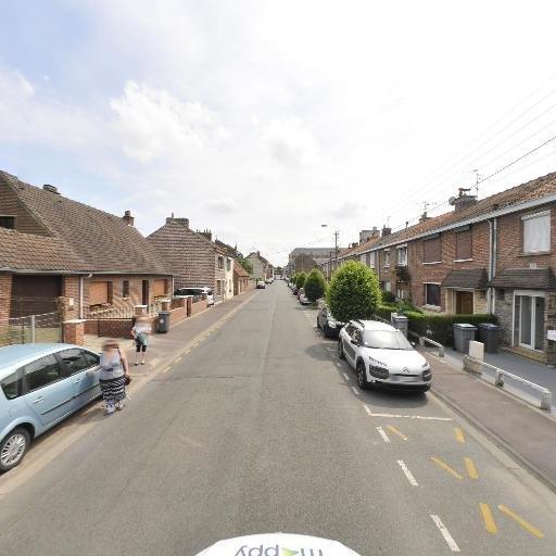 Jean Renold - Charpente - Lille