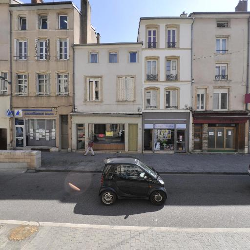 Parking Indigo Charles III - Parking public - Nancy