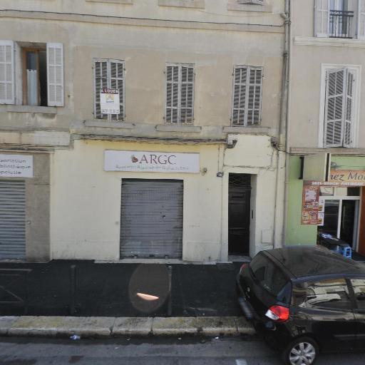 a . R . G . C - Association humanitaire, d'entraide, sociale - Marseille