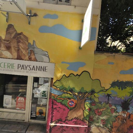 L'Epicerie Paysanne - Alimentation générale - Marseille