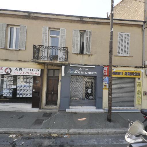Arthur Assurances - Courtier en assurance - Marseille
