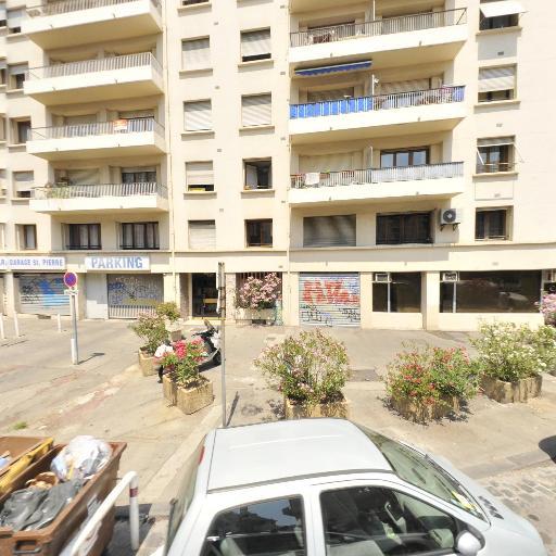 Parking Garage Saint Pierre - Parking - Marseille