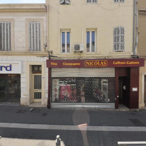 Nicolas - Restaurant - Marseille