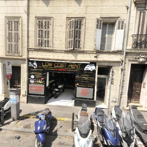 Low Cost Rent - Vente et réparation de motos et scooters - Marseille