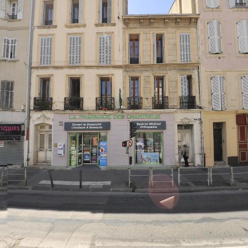 Pharmacie des Chartreux - Pharmacie - Marseille