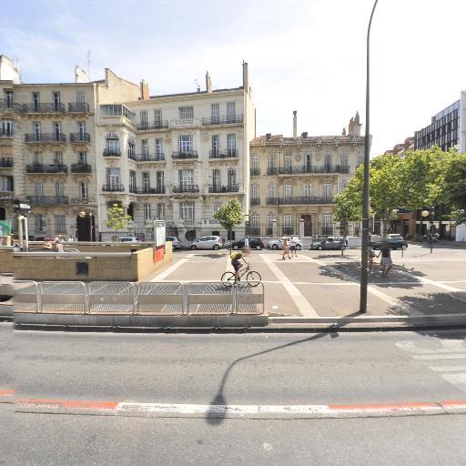 Perier - Station de métro - Marseille