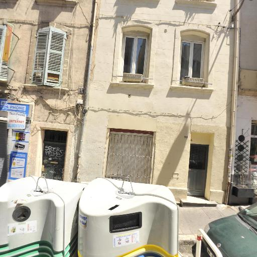 Joli Rouge - Brocante - Marseille
