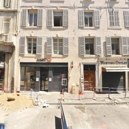 HSBC Marseille Paradis - Banque - Marseille