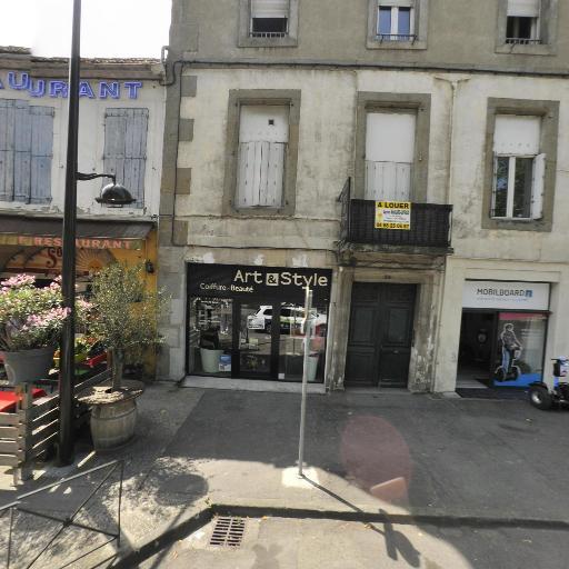 Mobilboard Carcassonne - Sites et circuits de tourisme - Carcassonne