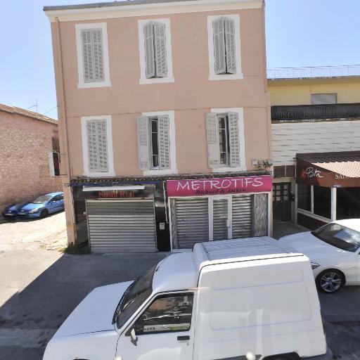 Salon Métrotifs - Coiffeur - Marseille