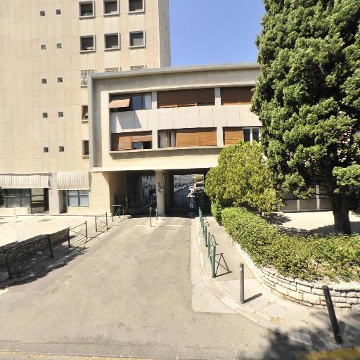 Complexe Sportif Grand Saint-Giniez - Piscine - Marseille