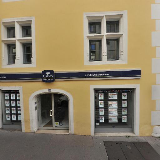 Soger Bourg Citya Pays de l'Ain - Syndic de copropriétés - Bourg-en-Bresse