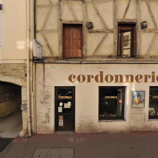 la Cordonerie - Cordonnier - Bourg-en-Bresse