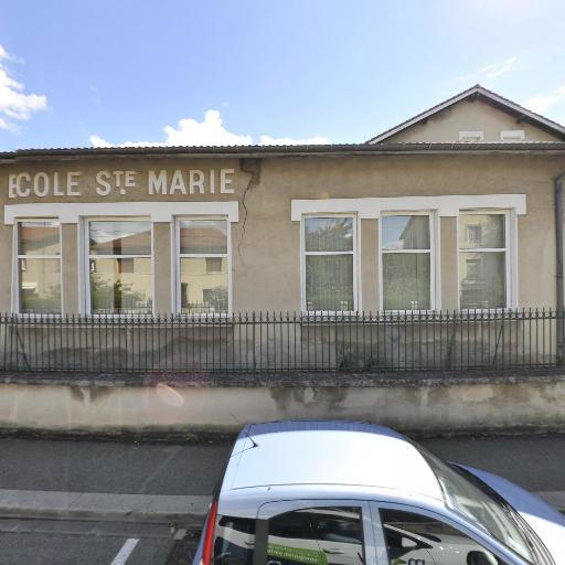 Ecole primaire privée Sainte Marie - École primaire privée - Bourg-en-Bresse