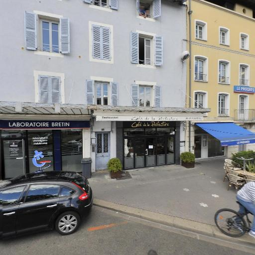 Cafe Restaurant de la Prefecture - Café bar - Bourg-en-Bresse