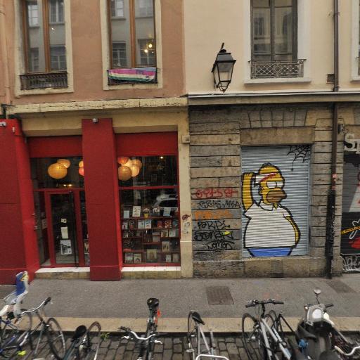 Librairie Ouvrir l'Oeil - Librairie - Lyon