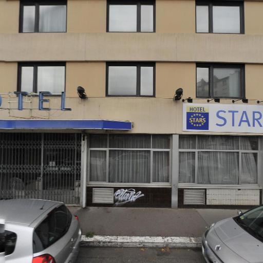 Hôtel Stars Lyon Centre - Hôtel - Lyon