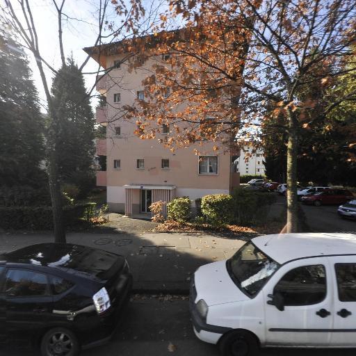 Aire de covoiturage Parking Saint Bernadette - Aire de covoiturage - Annecy
