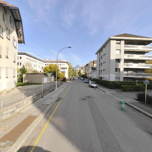 Map Auto-Moto-Cyclo Ecole - Auto-école - Annecy