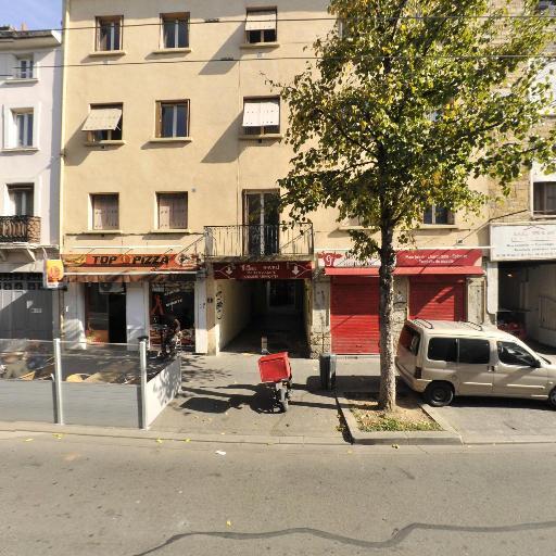 Top 09 - Restaurant - Lyon