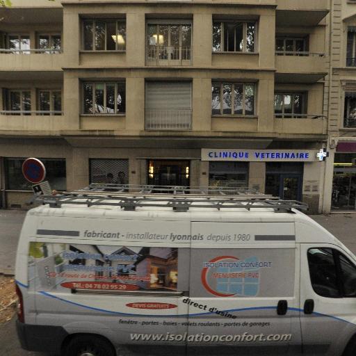 Clinique Vétérinaire De Saxe Du Docteur Coste - Vétérinaire - Lyon