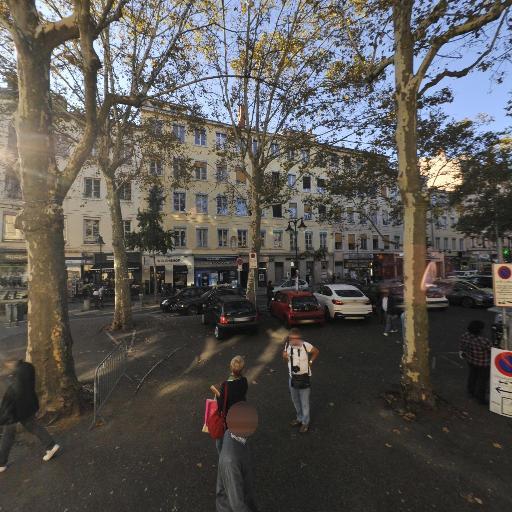 Parking Place de la Croix Rousse - Parking - Lyon
