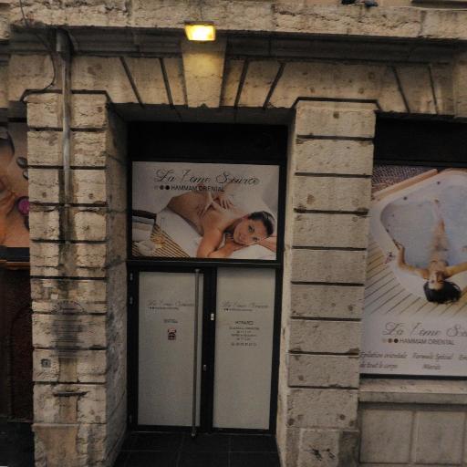 Hammam La 7ème Source - Institut de beauté - Lyon