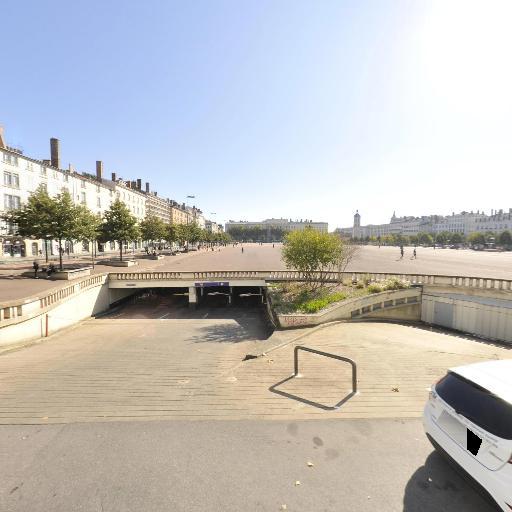 Lyon - Bellecour - Indigo - Parking réservable en ligne - Lyon
