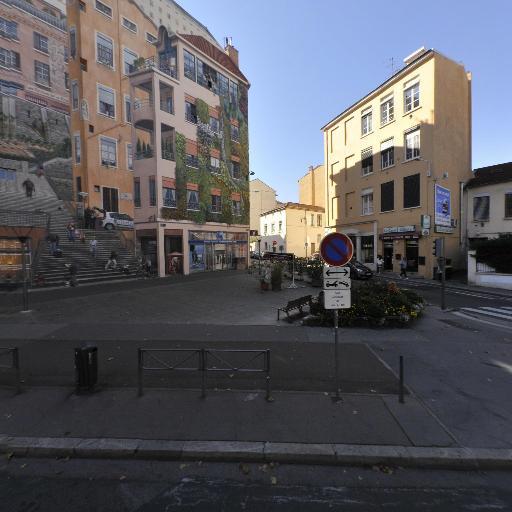 Parking Croix Rousse - Parking - Lyon