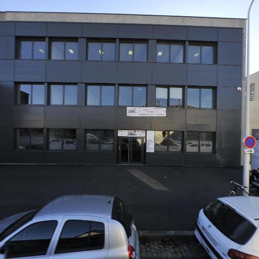 Fuze - Constructions industrielles - Lyon