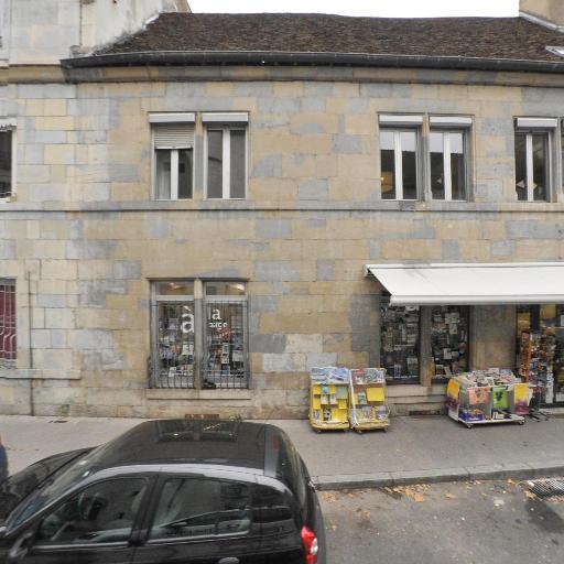 A La Page - Librairie - Besançon