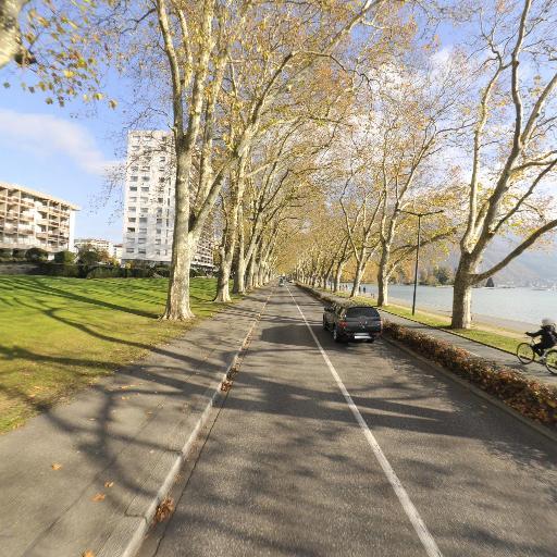 Aire de covoiturage Parking Impérial Palace - Aire de covoiturage - Annecy