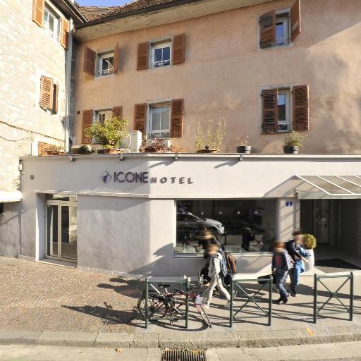 Icone Hotel - Hôtel - Annecy