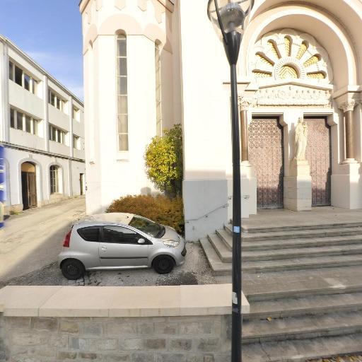 Église du Sacré-Cœur-de-Jésus - Église - Besançon