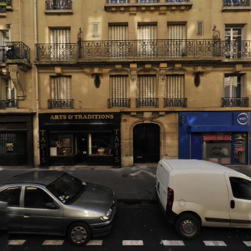 Arts Et Traditions Du Tapis - Vente et pose de revêtements de sols et murs - Paris