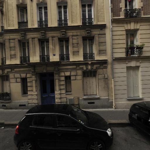 Mathilde Pyskir architecture intérieure - Architecte d'intérieur - Paris