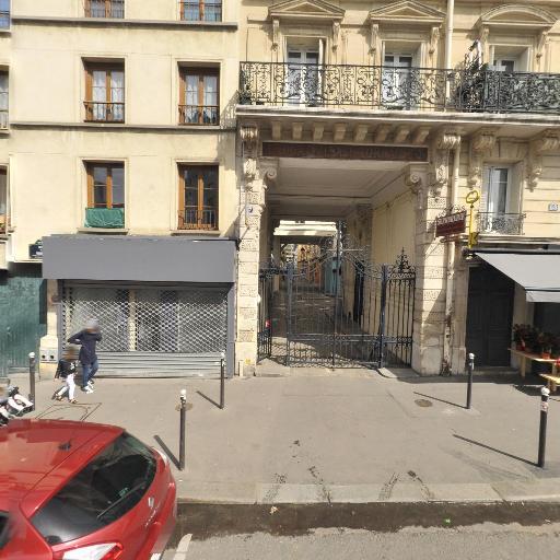 Atelier David Chatelus - Entreprise de menuiserie - Paris