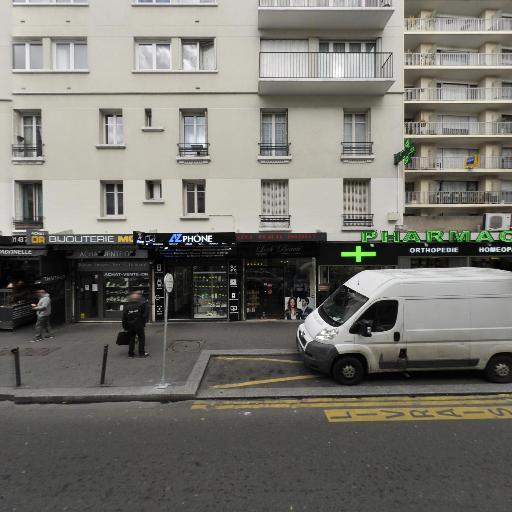 Salon Faïza - Coiffeur - Paris