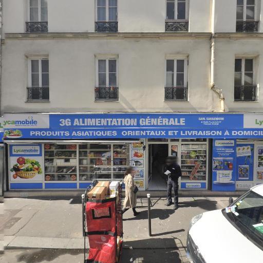 Gsm Market - Alimentation générale - Paris