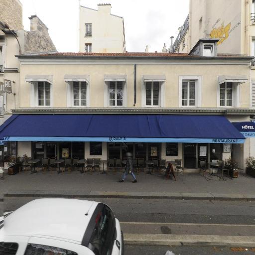 Le Daly's - Hôtel - Paris