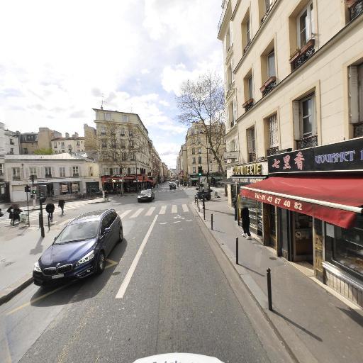 Maison Landemaine Charonne - Boulangerie pâtisserie - Paris