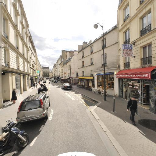 Atelier Huber - Entreprise de peinture - Paris