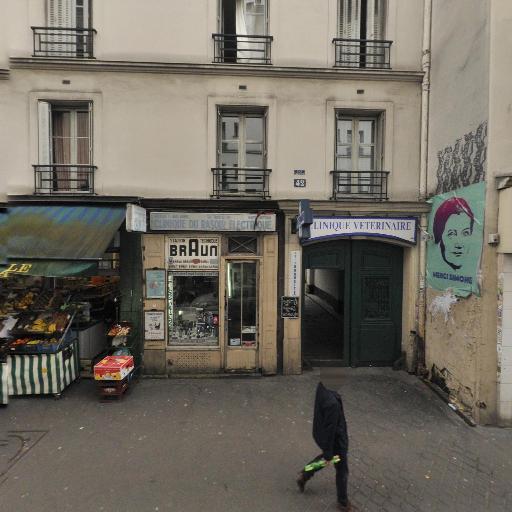La Clinique du Rasoir Electrique - Dépannage d'électroménager - Paris